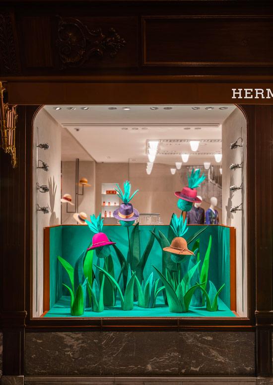 Partenariat Hermes & Penninghen Credit Alex Jonas