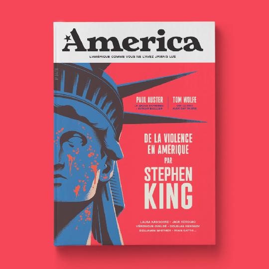 magazine America edition