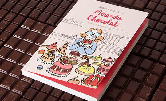 Anjuna Boutan - Miranda chocolat