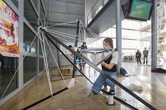Chaise atelier design architecture intérieur art appliqué