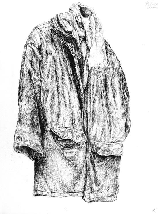 Mélodie Charrier dessin