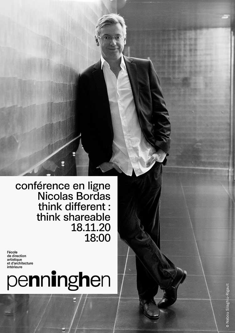 Conférence Nicolas Bordas
