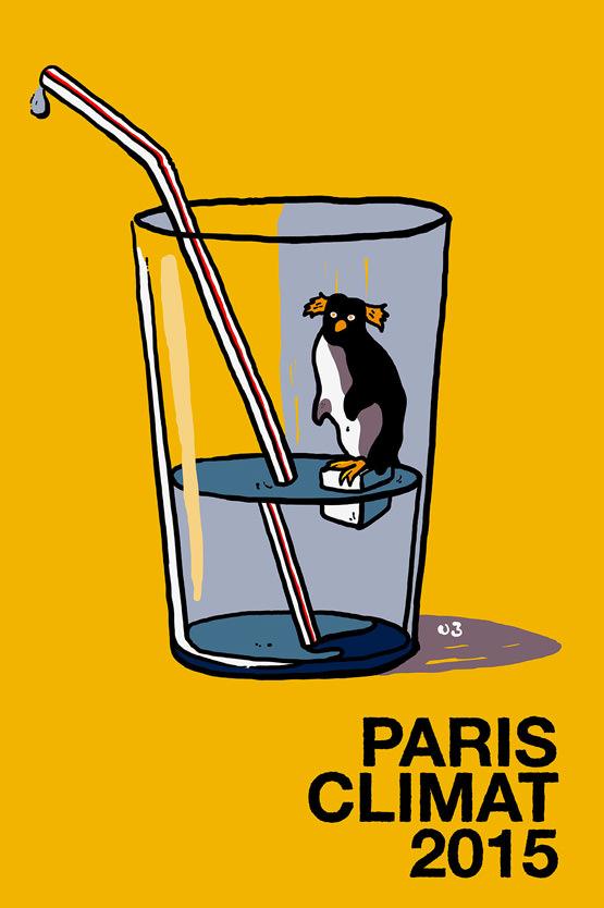 Penninghen - Marthe de la Forcade - Paris climat 2015