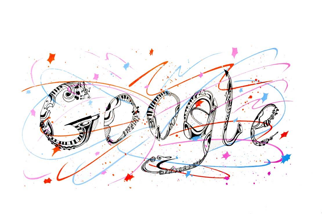 Doodle langage graphique Mélanie Goussard