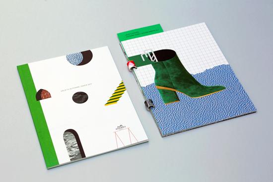 Hermès - penninghen - dossier de presse Verene de Hutten