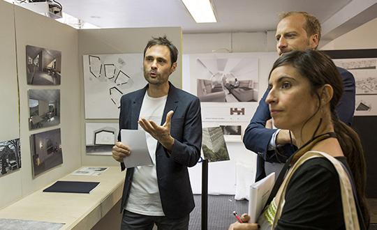 membre du jury 2017 Architecture intérieure