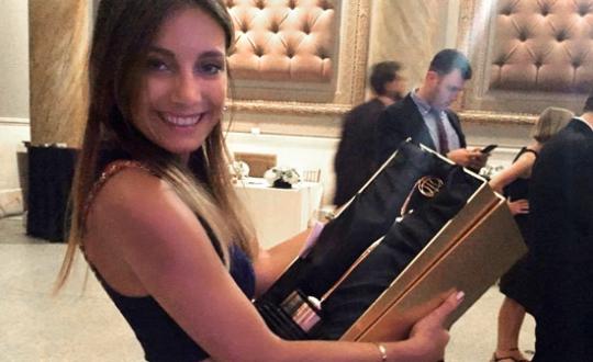 Mathilde Adrien - Clio Awards