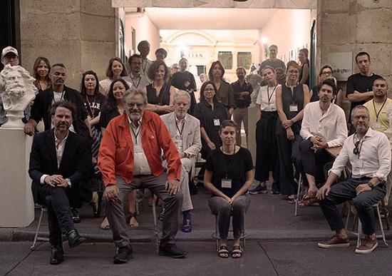 Les membres du jury de direction artistique 2019