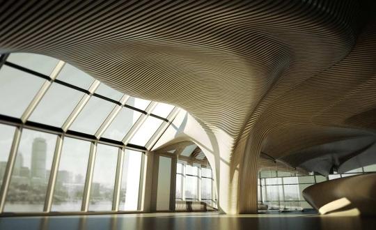 penninghen - architecture intérieure