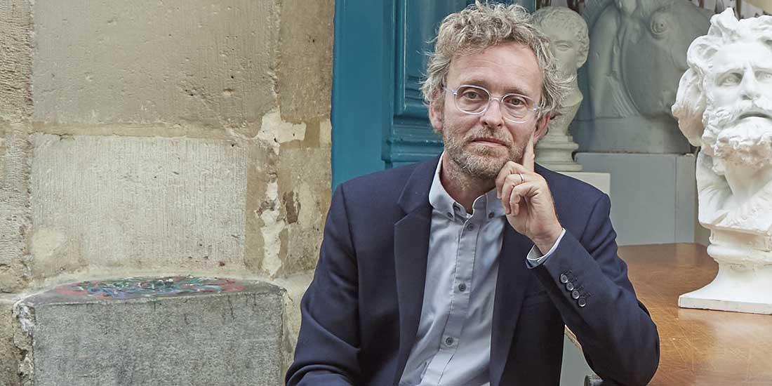 Erwan Bouroullec - Crédit Christophe Rihet