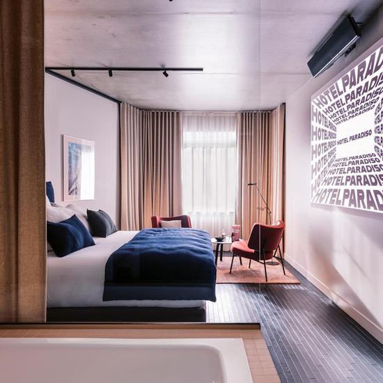 Hotel Paradiso Sarah Kahn ©RomainRicard