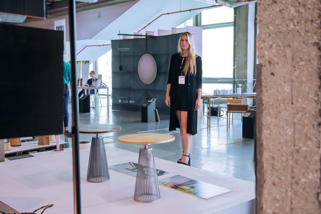 Table architecture intérieure design