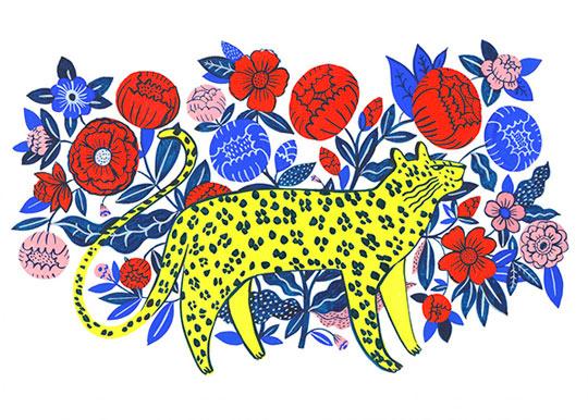 Illustration Agathe singer ecole art appliqué