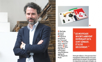 Interview de Gilles Poplin