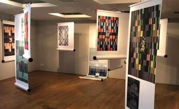 Secousse- exposition à la Bijuu gallery de Kyoto