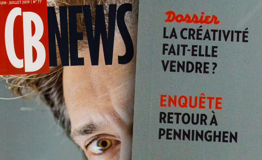 CB news article penninghen presse