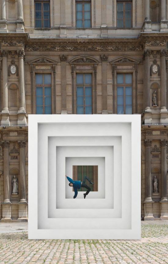 Violette Vincent architecture danse